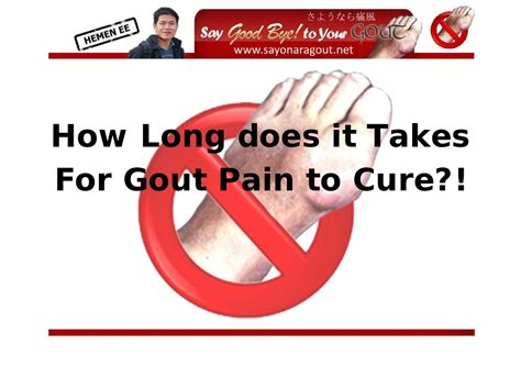 how long does it take to heal a tattoo how does it takes for gout to cure
