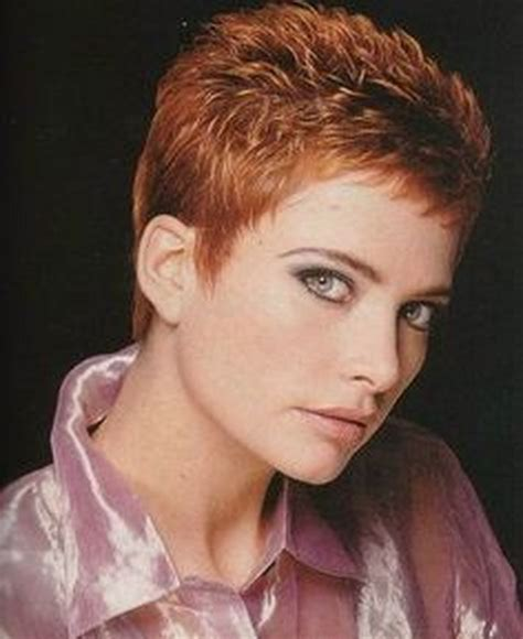 very short spikey hairstyles for women super short hairstyles for women over 50