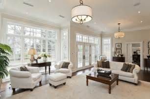 beautiful downtown oakville home traditional living