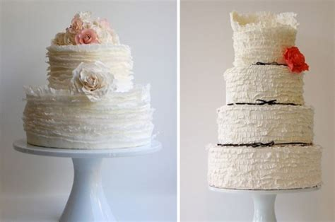 Wedding Cake Trends   Best Friends For Frosting