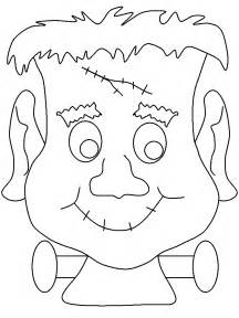 coloring pages coloring pages to print - Frankenstein Coloring Pages