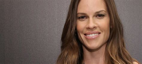 Hilary Swank Opens Up by Hilary Swank Is Returning To Sci Fi With New Thriller I