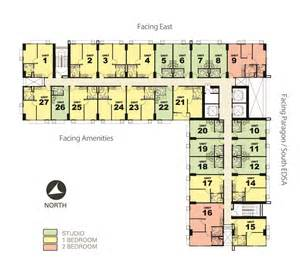Tower Floor Plans Avida Tower Centera Condo In Mandaluyong Condominiums
