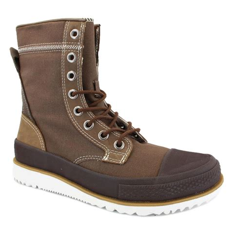 converse boots converse chuck all x hi major mills mens