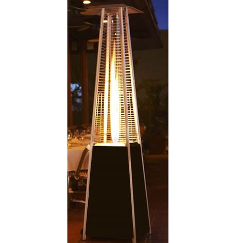 Arizona Patio Heater Az Patio Heaters Hammered Bronze Quartz Glass Ebay