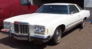 1974 Pontiac Bonneville 1974 Pontiac Bonneville 2dr