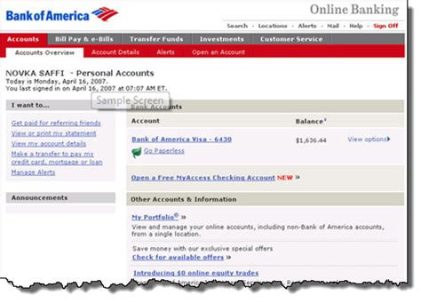 bofa to credit cards
