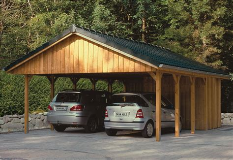 Carport With Storage Shed Carport Douglas Fir With An Attached Shed