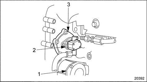 detroit 60 series fuel system diagram series 60 fuel drive location detroit diesel