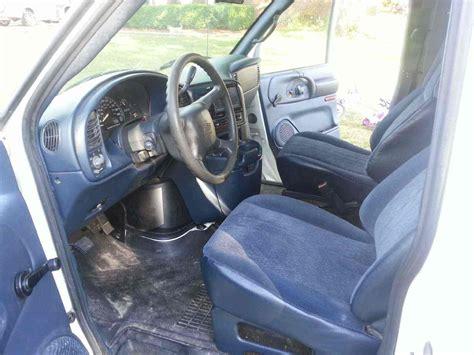 Astro Interior by Chevrolet Astro Cargo Price Modifications Pictures