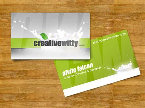 download desain kartu nama elegan 9 contoh kartu nama dengan desain keren dan menginpirasi