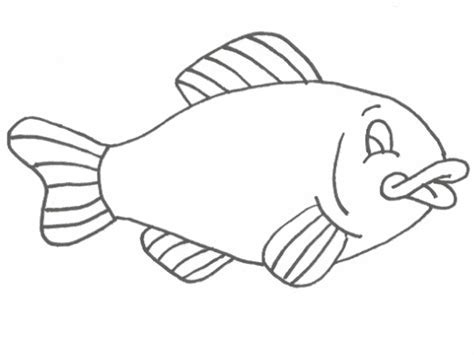 fish to color free printable fish coloring pages for