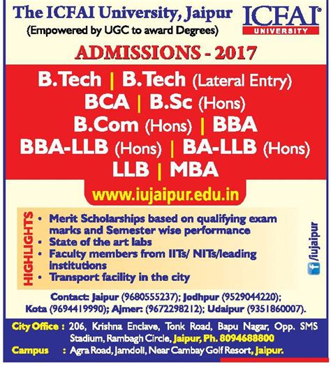 Icfai Mba Admission 2017 by The Icfai Asmissions 2017 Ad Advert Gallery