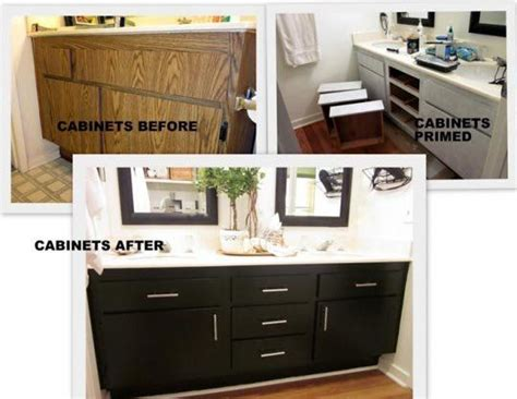 bathroom facelift 17 best images about before and after on pinterest