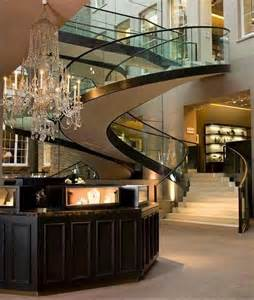 Luxury Home Decor by Beautiful Elegant Staircase Dream House Pinterest