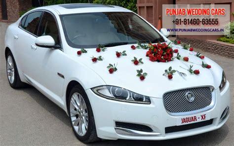 Wedding Car Jaguar Xf by Jaguar Xf White Wedding Cars In Punjab India