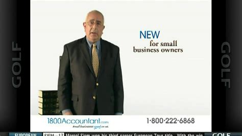 cpa commercial actress 1800accountant tv commercial smiling featuring ben