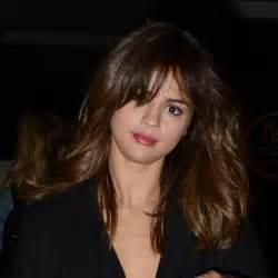 Selena Gomez Selena Gomez S Neon Orange Manicure Takes Melbourne