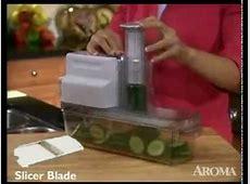 Aroma Electric Mandoline Slicer - YouTube Nachos