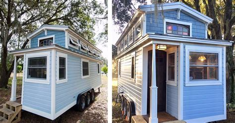 Award Winning Tiny House In Contractor Builds Award Winning Tiny Home See The