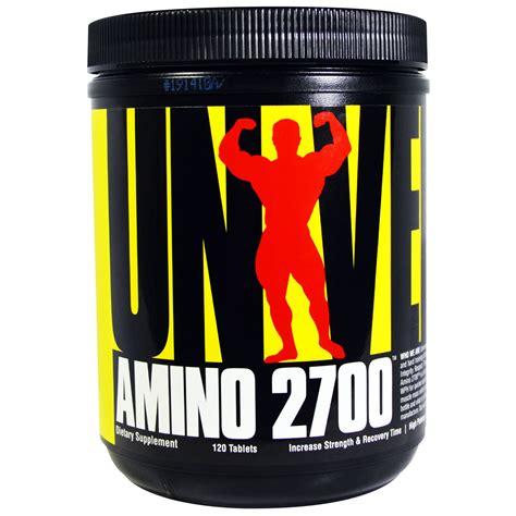 Universal Amino 2700 120 Tabs universal nutrition amino 2700 reviews nutrition ftempo