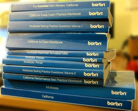 Seperac Outline by Barbri Multistate Essay Workbook