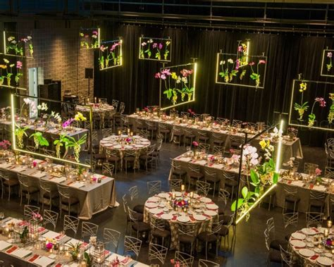 event design elements innovative corporate event design chicago environmental