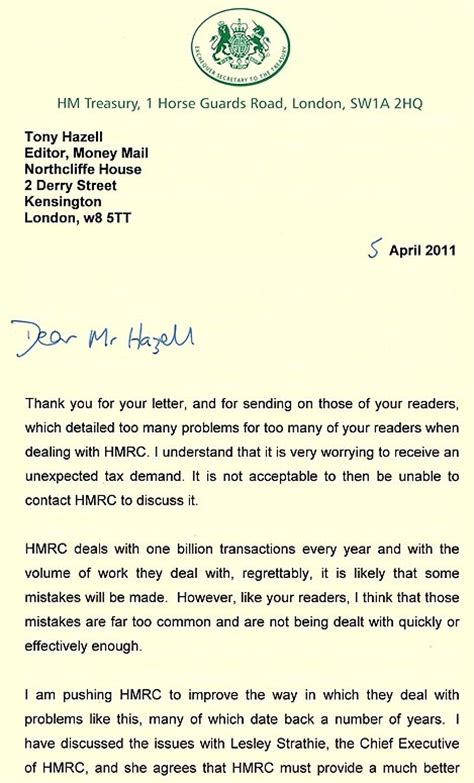 National Insurance Letter J hmrc the 163 389m bungle machine daily mail