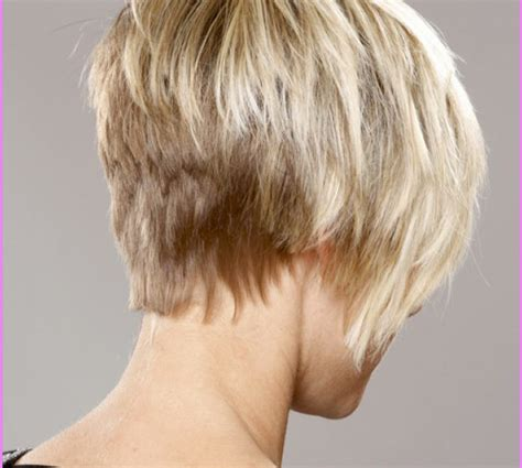 pixie haircuts front and back view of same long pixie haircut back view latest fashion tips