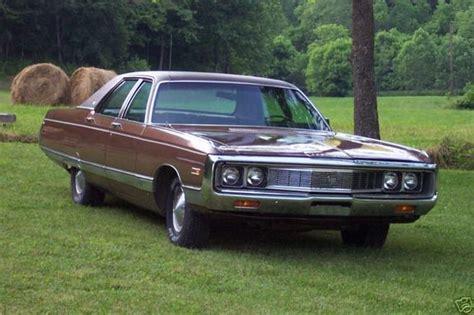 1971 Chrysler New Yorker by Hemichrysler 1971 Chrysler New Yorker Specs Photos