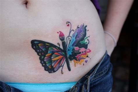 tattoo butterfly on hip butterfly tattoo ideas best tattoo 2015 designs and