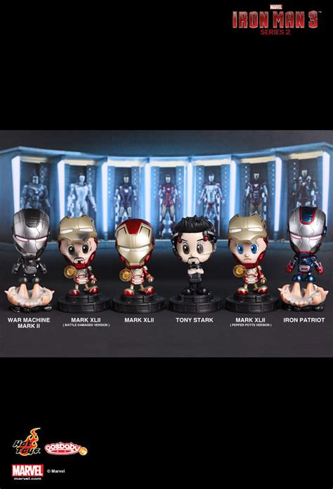 Toys Cosbaby Iron 3 Series 2 toys iron 3 cosbaby series 2 images and info the toyark news