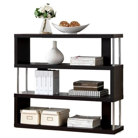 Barnes Furniture by Barnes Bookcase In Brown Fp 3d