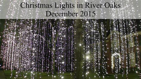 river oaks houston lights santa s hanging on lights in river oaks