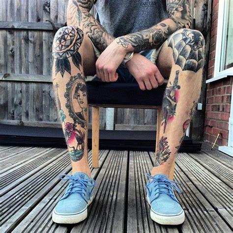 kneecap tattoo healing 50 amazing knee tattoo design ideas