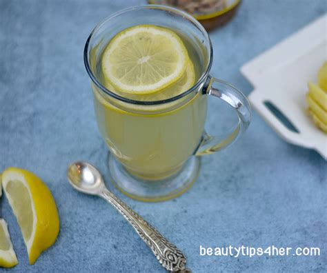 Honey Lemon Warm Water Detox by I Drank Warm Honey Lemon Water In The Morning
