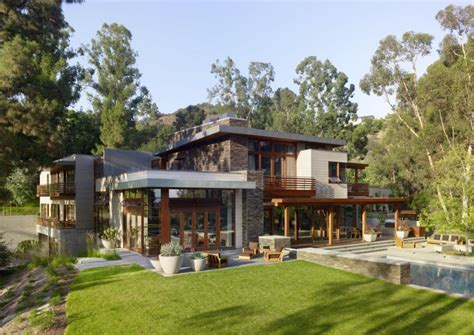 modern home design california architecture