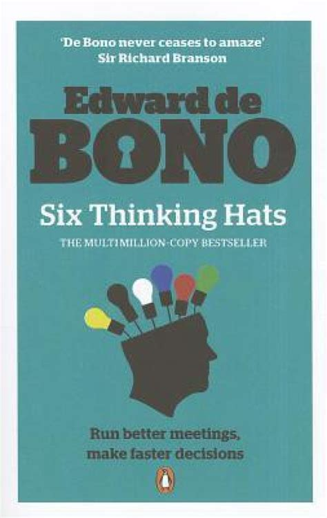 thinking in pictures book six thinking hats buy six thinking hats at best