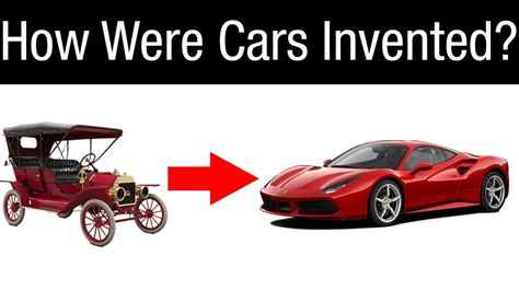 Auto Geschichte by How Were Cars Invented History Of The Automobile
