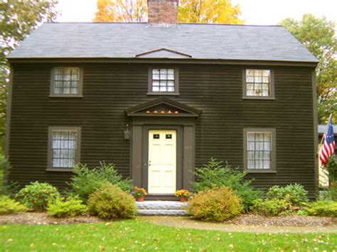 saltbox colonial mansard roof on pinterest
