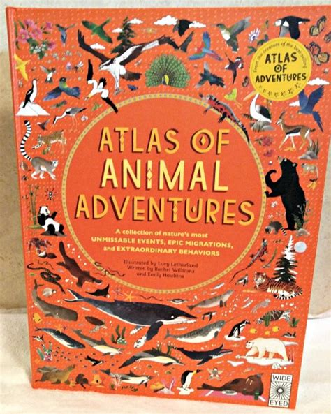 atlas of animal adventures 1847807925 for the animal lover in your family atlas of animal adventures kellys thoughts on things