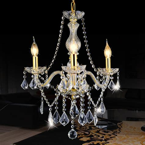 Modern Candle Chandelier Get Cheap Glass Staircase Aliexpress Alibaba