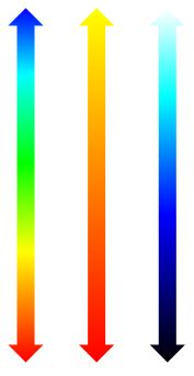 blue arrow gradient color arrow png image and how to draw gradient arrows with tikz tex stack