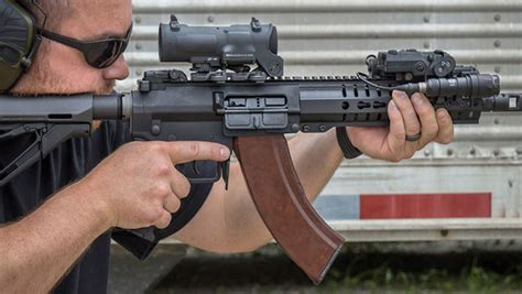 American Rifleman   New Models for CMMG MK47 Mutant