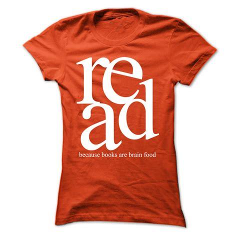 T Shirt Read read