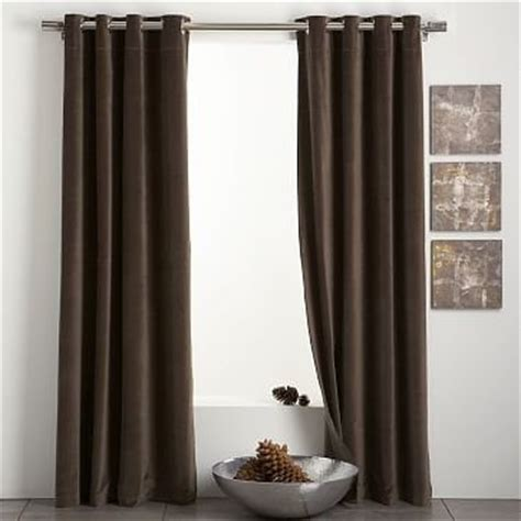 90 long curtains faux suede curtain panels toronto 10 colors 90 inches