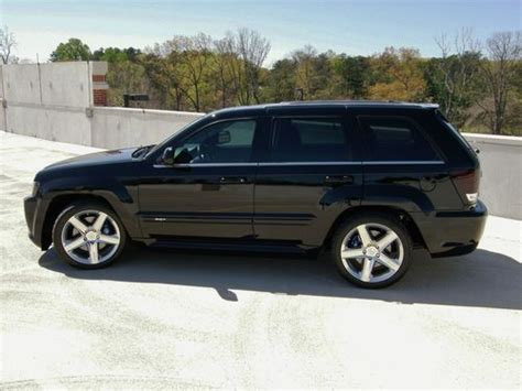 2007 Jeep Grand Srt8 For Sale Find Used 2007 Jeep Grand Srt8 440 Cubic Inch