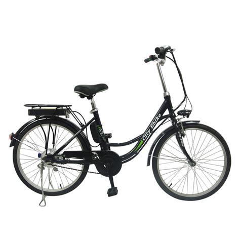 E Bike 36v by 24 Inch 36v City E Bike Shuangye Ebike