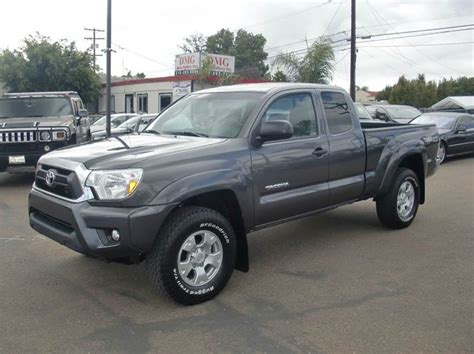 Toyota Tacoma For Sale San Diego Toyota Tacoma For Sale In San Diego Ca Carsforsale