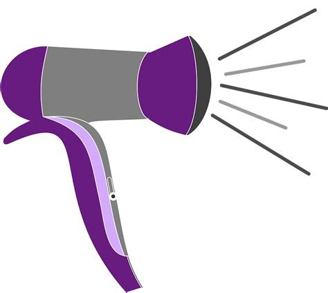 Hair Dryer Vector Free free vector graphic dryer drier hair blower